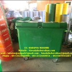 tempat sampah fiber