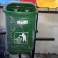 tempat sampah fiber single