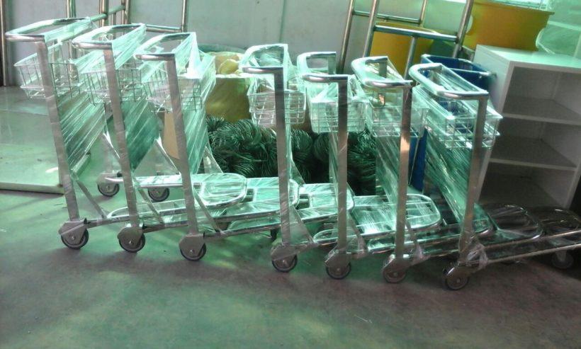 trolley bandara